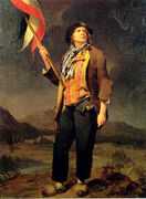Sans-culotte painting
