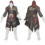 Florentine Crimson v