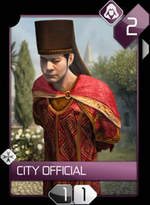 ACR City Official