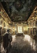 AC2 Palazzo Medici Treasure Room - Concept Art