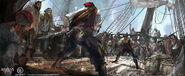 Assassin's Creed IV Black Flag - Concept art 3 by kobempire