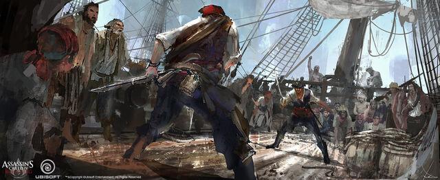 File:Assassin's Creed IV Black Flag - Concept art 3 by kobempire.jpg