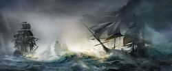 AC3 naval ships
