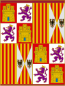 File:Flag of Castile and Aragon.png