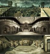 Monteriggioni Panoramas