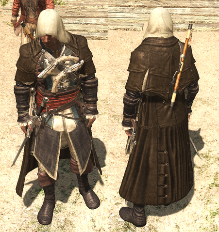 File:AC4 Brown Cloak outfit.png