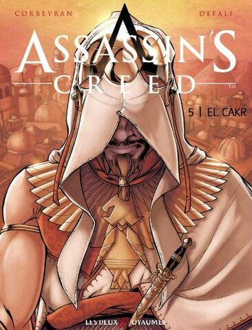 File:Assassin's Creed 5- El Cakr French Cover.jpg