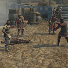 Yusuf vecht tegen de Byzantijnen