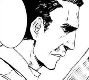Seijin's Father