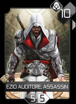 ACR Ezio Auditore, Assassin