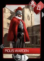 ACR Pious Warden