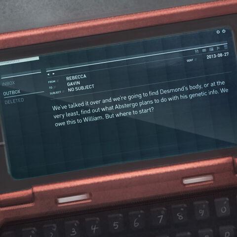 瑞贝卡的手机特写