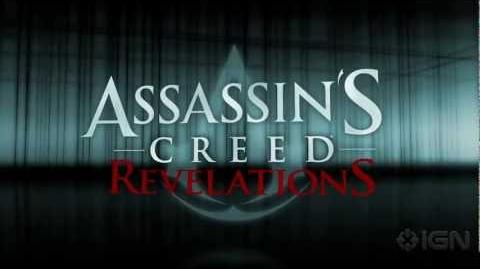 Assassin's Creed Revelations Hookblade Trailer