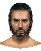 Artwork - Ezio's face