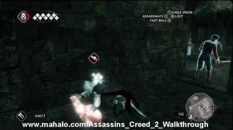 Assassin's Creed 2 Walkthrough - Glyph Puzzle 2 HD