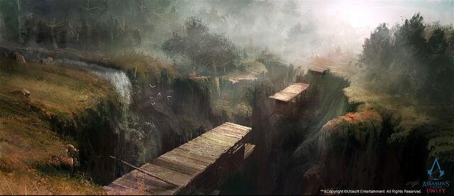File:ACU Medieval France Bridge - Concept Art.jpg