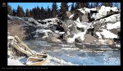 ACRG Snow Environment 3 - Concept Art