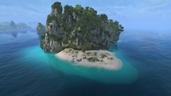 AC4 Cayo Island