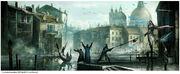 Venice Fight Concept