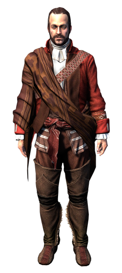 AC3 William Johnson render