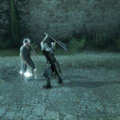 Ezio vermoordt Salviati.