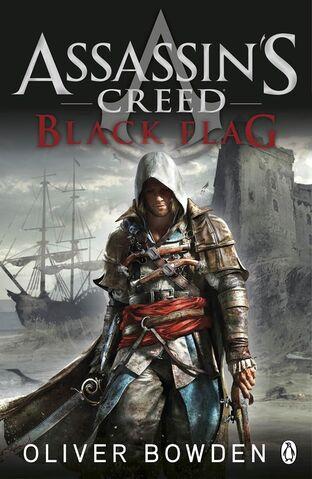 File:AC4 Black Flag novel.jpg