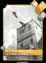 ACR Nothing Ventured, Nothing Gained