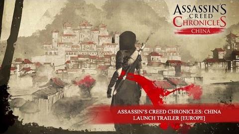 Assassin's Creed Chronicles China - Launch Trailer EUROPE