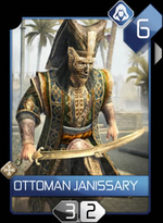 ACR Ottoman Janissary