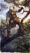 Connor hunter by Okmer