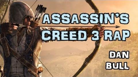 ASSASSIN'S CREED 3 RAP Dan Bull