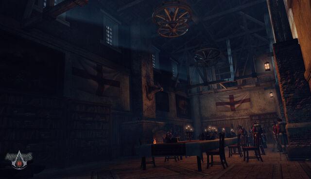 File:Fort Wolcott - The Dining Room by neilvk.jpg