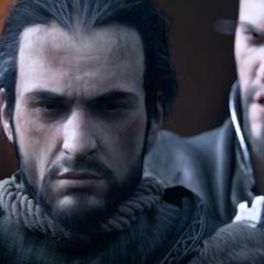 Ezio krijgt een strop om zijn nek
