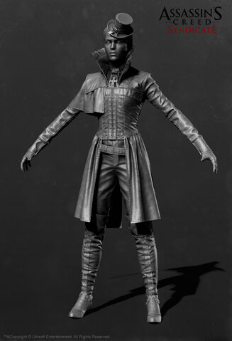 File:ACS Lucy Thorne ZBrush Model - Front View.jpg