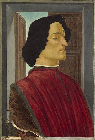 File:Giuliano de' Medici Portrait.jpg