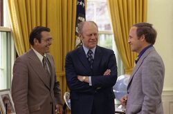 Rumsfeld, Ford and Dick
