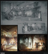Assassin's Creed 2 Concept Art By Desmettre Page06