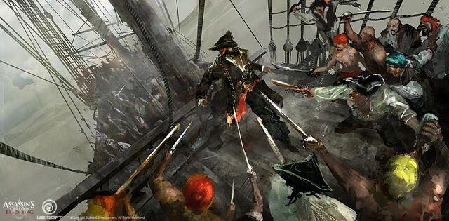 File:Assassin's Creed IV Black Flag - Concept art 2 by kobempire.jpg