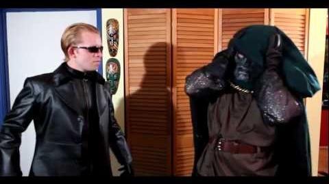 ASSIST ME Wesker vs Doom Outtakes