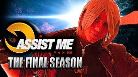 ASSIST ME The Final Season - DANTE Part 1 (Ultimate Marvel vs Capcom 3 Tutorial Parody)