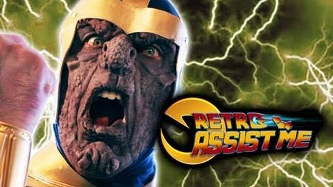 ASSIST ME! Thanos - The Lost Scenes