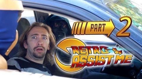 RETRO ASSIST ME! Part 2 (Marvel vs Capcom Origins Tutorial Movie)-0