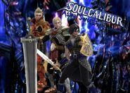 Soulcalibur Astral Swords ADD Poster 12