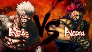 Asura vs Akuma