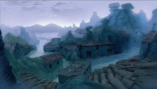 Hallos Village