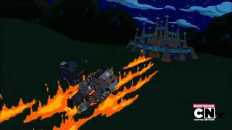 Adventure Time The Movie Trailer