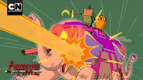 TheFinnAwakens Adventure Time Cartoon Network
