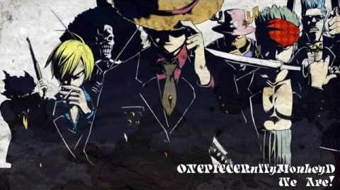 One Piece Nightcore - We Are!