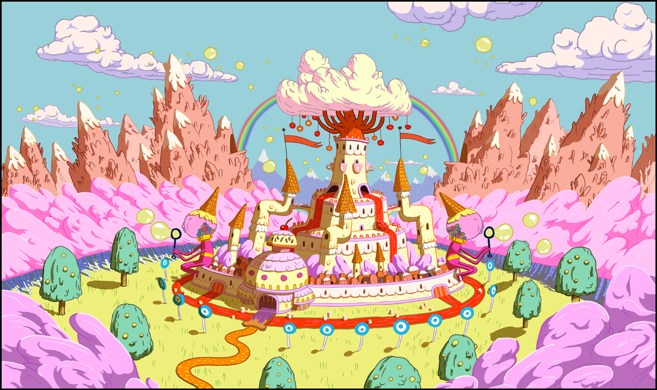 Candy Kingdom - Adventure Time Wiki