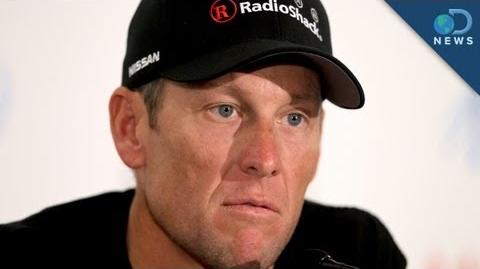 What is Doping? Lance Armstrong's Secrets!